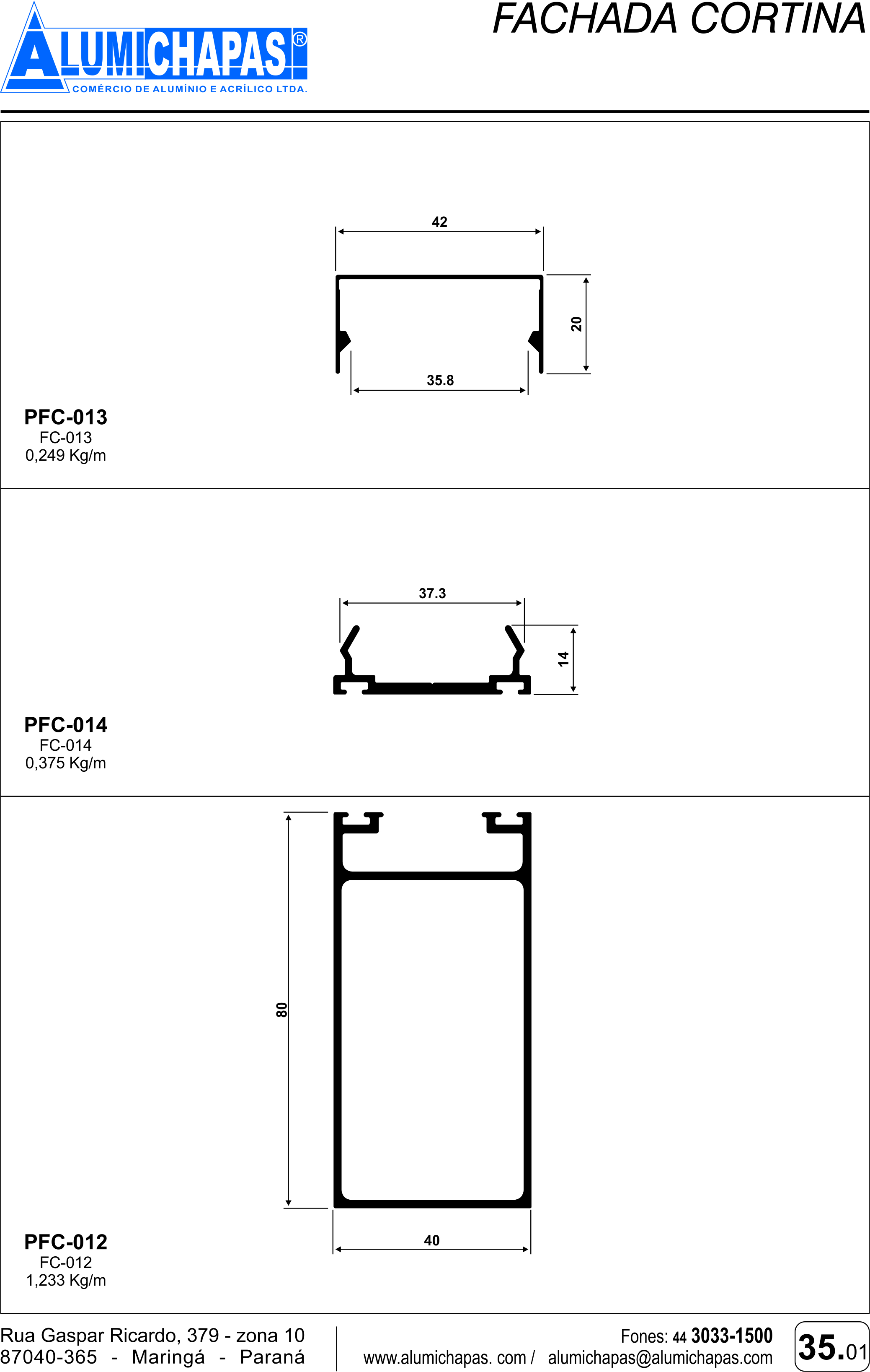 Fachada cortina 1